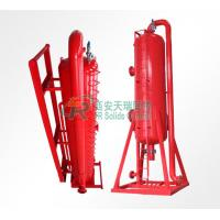 Cheap API Oil Drilling Mud Gas Separator with High Quality / Poor Boy Degasser/Mud Gas Separator for Sale for sale