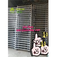 Cheap Welded Wire Greenhouse Carts Flower Trolley Rack Plant Cart Iso9001 Certification for sale