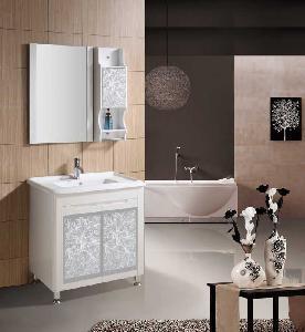 Cheap PVC Bathroom Cabinet (JTA-046) for sale