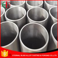 As high alloy ductile iron pipe eb with certificate