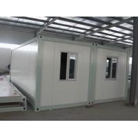 China factory motor sandwich panel 10ft container house on sale