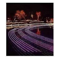 Cheap 5050 SMD RGB 5m DC12V 60leds/meter flexible Waterproof rgb led strip garden decoration for sale