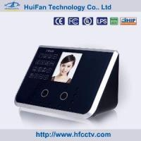 Cheap Face Recognition Time and Attendance System Dual Sensor (HF-FR605) for sale