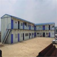China waterproof eps sandwich panel K type prefabricated house for labour camp on sale
