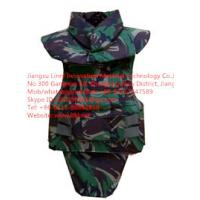 full protection tactical jacket/full body military vest /tactical vest/body