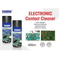 Cheap Electrical Contact Cleaner For Precision Instruments / Equipment / Components for sale