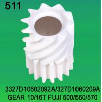 Cheap 3327D10602092A / 327D1060209A GEAR TEETH-10/16 FOR FUJI FRONTIER 500/550/570 minilab for sale