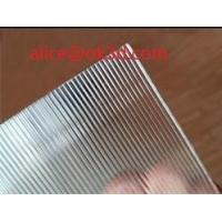 Buy cheap PS plastic 3D lenticular lens sheets 25 lpi 4mm thickness lenticular for uv from wholesalers