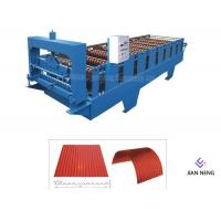 Cheap 380V Full Automatic Standing Seam Metal Roof Machine In Speed Of 0-15 M/Min for sale