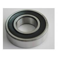 China steel cage 6007 2RS deep groove ball bearing with CHINA  factory on sale