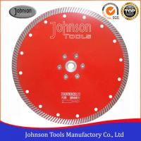 Cheap Diamond Stone Cutting Blades For Hand Held Saw 2.6mm Segment Thickness  for sale