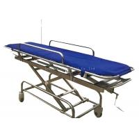 Cheap Light Portable Patient Stretcher Trolley High Strength Aluminum Alloy Material for sale