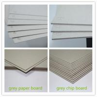 Cheap chipboard cutting machine for raw chipboard grey waterproof chipboard paper for sale