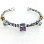 New fashion design girl jewelry bracelets women charm bangle wholesale