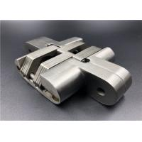 China Channel Gate SUS 304 Invisible Spring Hinges With 90° Location Spring Inside on sale