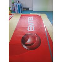 Cheap Roll Up Retractable Display Banners For Trade Shows Injet / Digital Printing for sale