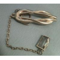 Cheap Gold Alloy Cloth Belt Buckle for Garment / Shoes / handbag / belt with chain for sale