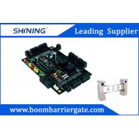 Cheap 12V DC Access Control System With Fingerprint Control Board , Card Access System for sale