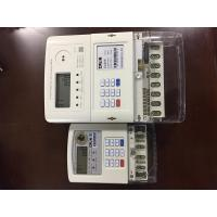 Buy cheap Zero Maintenance High Accuracy Keypad Prepaid Electricity Meter for Rural Area from wholesalers
