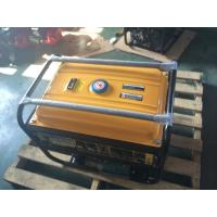 Cheap brand new 5kva gasoline generator air cooling single phase hot sell for sale