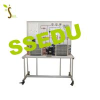 Cheap Educational Equipment Technical Teaching Equipment General Refrigeration Trainer for sale
