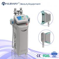Cheap 5 handles RF fat freezing reduction cryolipolysis slimming machine clinic use for sale