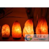 Himalayan Salt Lamps Manufacturer : Puzhen brand natural rock crystal Salt Lamp manufacturer in China of naturemineral-com