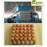 China CE automatic roller type paper pulp moulding machine (FCZMG4-32) on sale