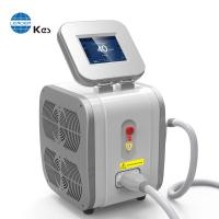 Cheap Double TEC great cooling system 3 wavelength 755nm+808nm+1064nm professional soprano painless diode laser hair removal for sale