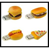 Cheap hot sale Christmas Gift!OEM Food Shape memory disk PVC Usb Flash Drive with best price for sale
