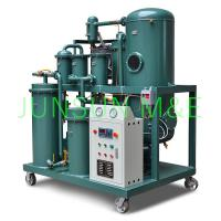 China Hydraulic Oil Purifier, Lubricating Oil Purifying Plant, Gearbox Oil Filter Cart on sale