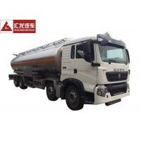 China 26000L Diesel Delivery Truck Comfortable Driving Seats 6 Cylinder Water Cooling on sale
