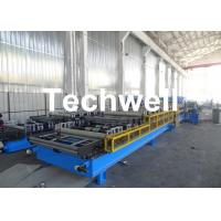 Cheap Custom High Speed Double Layer Forming Machine For Roof And Wall Panel for sale