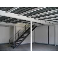 Buy cheap Structural Steel Building With Mezzanine Floor For Office Or Stock System from wholesalers