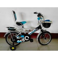Cheap Safety Blue / Pink Children Bicycle With Metal Tube Welding for sale