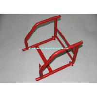 Professional Red High Pressure Washer Frame With SPCC ∮25.4 * 1.2