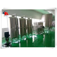 Cheap Ultra Pure Industrial Water Treatment Systems Simple Operation Ro System for sale
