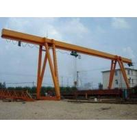 10t Steel Inventory Yard L-Shape Hydraulic Gantry Crane