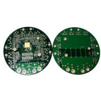 Cheap Rigid Circuit Board PCB With FR4 Material Green Solder Mask 1OZ for sale