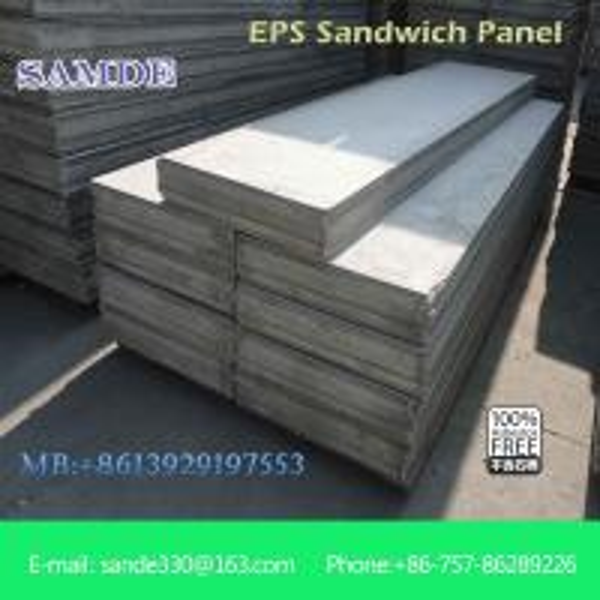 Precast Concrete Insulation : Expanded polystyrene sheet precast concrete fence wall