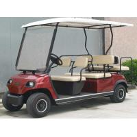 Cheap ELECTRIC 6 SEATER GOLF CART, REAR SEATS FOLDABLE, FOR CLUB,HOTEL, RESORT, PARK.ECT wholesale