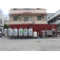China 10kL Industrial RO Filter System Drinking Pure Water Treatment Machine on sale