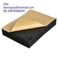 Cheap PE closed-cell foam material/NBR rubber foam sheets for sale