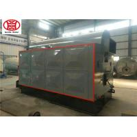 Cheap 1000kg Biomass Steam Boiler / Water Tube Steam Boiler For Dry Cleaning Machine for sale