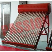 High Temperature Evacuated Tube Solar Hot Water Systems For Hospital