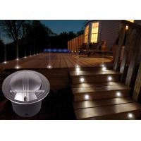 Cheap Single Color LED Underground Lights 3 W Environmental Friendly for sale