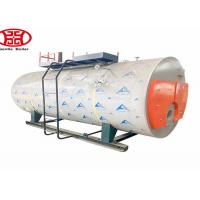 Cheap Automatically Natural Gas Or Diesel Steam Boiler Horizontal For Autoclave for sale