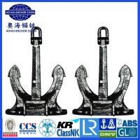 Cheap Marine Stockless Anchor  with IACS certification for sale
