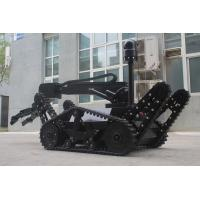 Buy cheap 500m Wireless Control Counter Terrorism Equipment MK6 EOD Robot With Mechanical from wholesalers