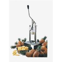 Buy cheap Pineapple peeling and core machine from wholesalers